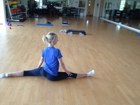 Stretching Program To Do The Splits